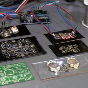 Voltera V-One - drukarka do tworzenia prototypowych obwodów elektrycznych