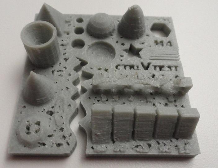 Przetestuj ograniczenia swojej drukarki 3D za pomocą modelu testowego-5