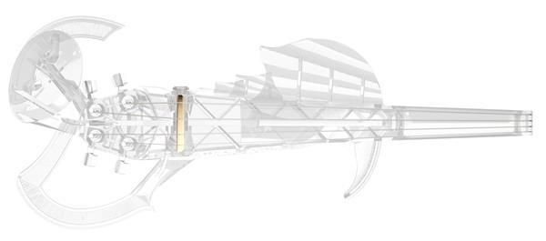 Wydrukowane 3D elektryczne skrzypce o fantastycznym brzmieniu1