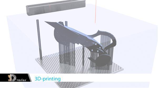 Wydrukowane 3D elektryczne skrzypce o fantastycznym brzmieniu4