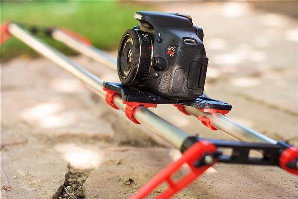 Zrób to sam – wydrukowany slider do kamery