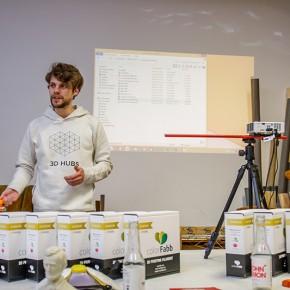 Warsztaty 3D Hubs co-polyester w Krakowie - relacja