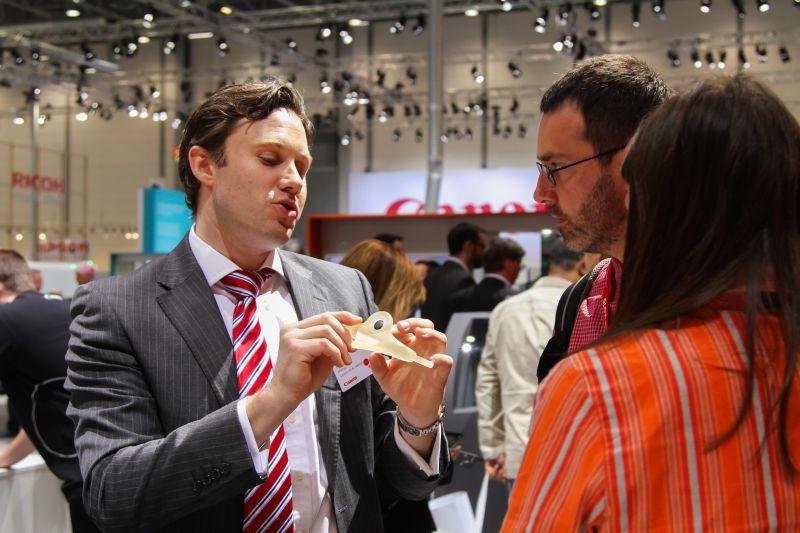 Canon nowym graczem na rynku druku 3D w Polsce2