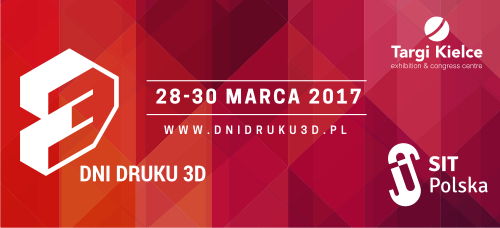 IX edycja Dni Druku 3D w Kielcach