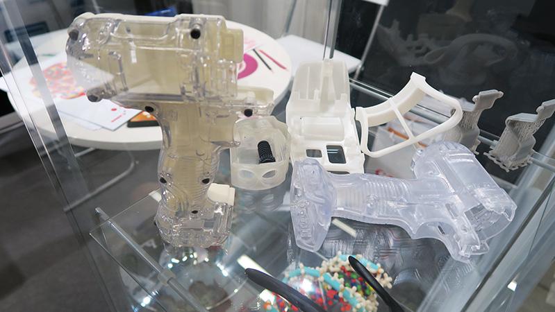 Canon prezentuje drukarkę 3D dla profesjonalistów ProJet MJP 2500