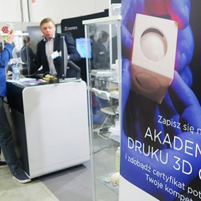 Canon prezentuje drukarkę 3D dla profesjonalistów