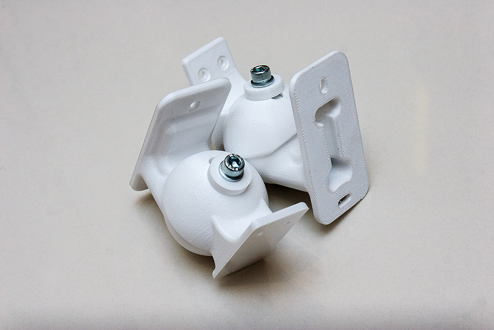 Uchwyty do głośników – pliki STL do pobrania