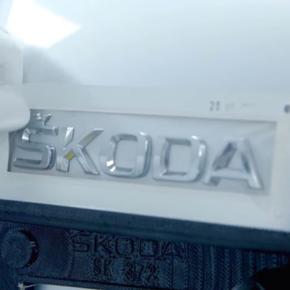 Druk 3D na linii produkcyjnej najnowszej Skody Octavia