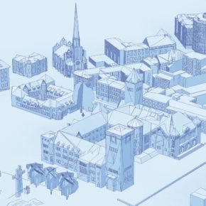 Największe na świecie miasto wydrukowane 3D