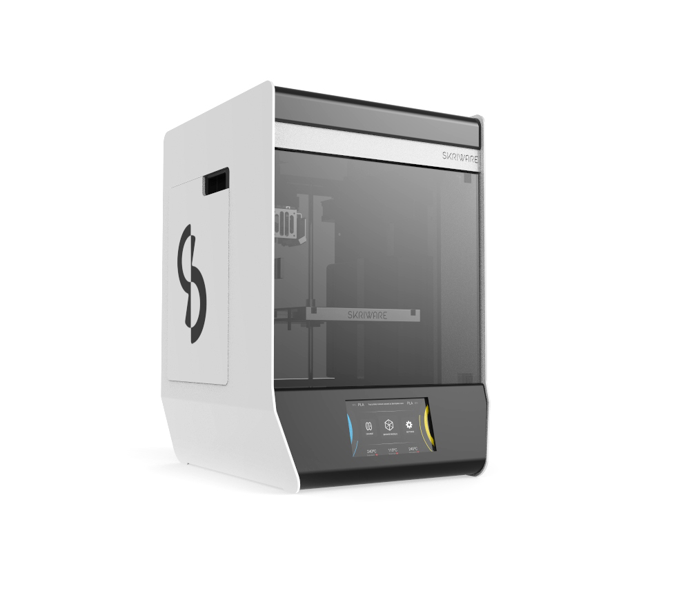 Skriware prezentuje nową, intuicyjną drukarkę 3D_2