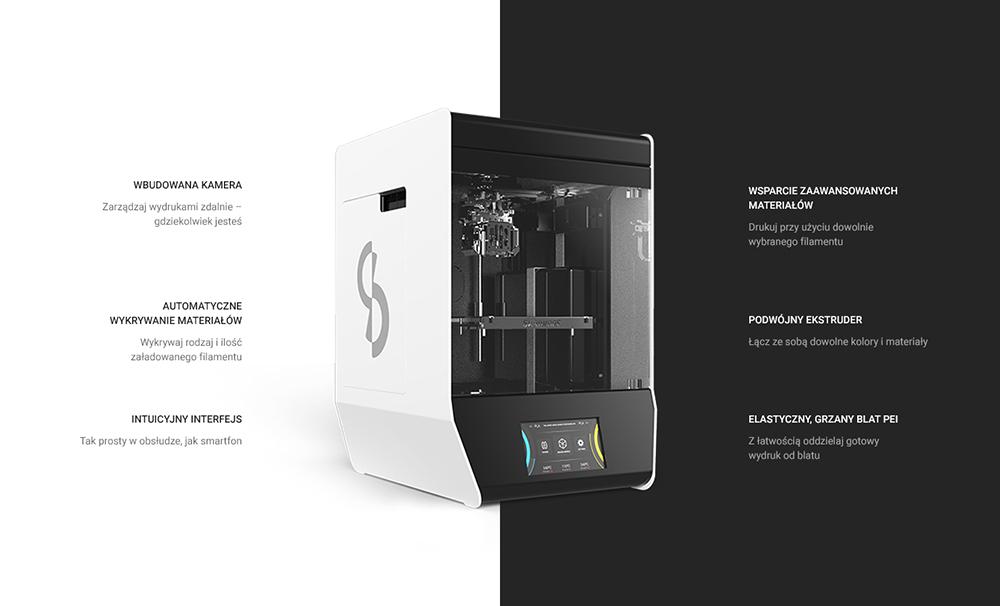 Skriware prezentuje nową, intuicyjną drukarkę 3D_3