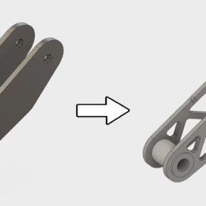Optymalizacja topologii w druku 3D