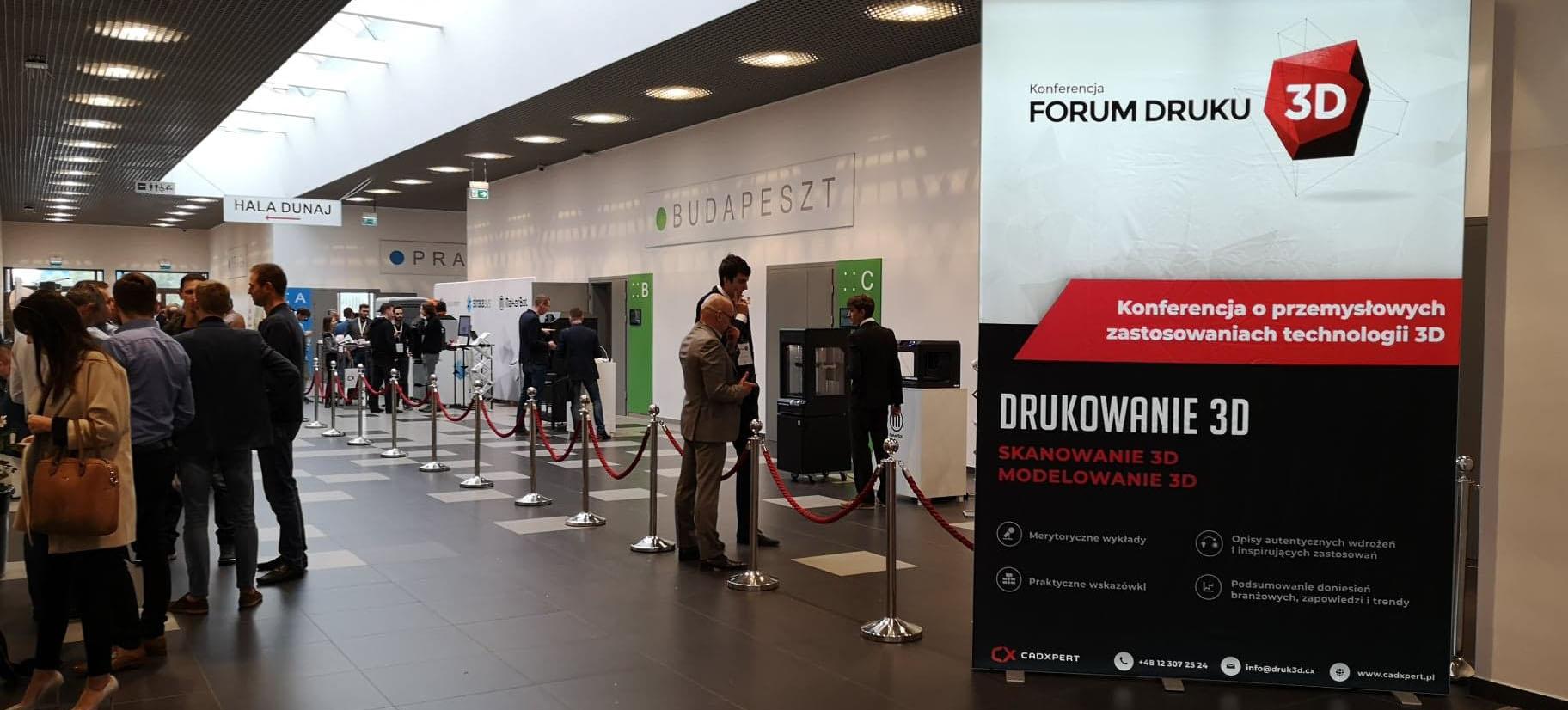 Podsumowanie IV Konferencji Forum Druku 3D