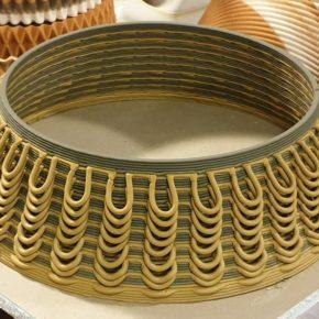 Zmodyfikowana GAIA do wielokolorowych wydruków z gliny