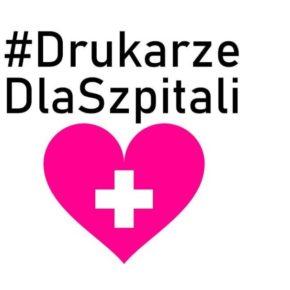 #Drukarzedlaszpitali - szczytna akcja polskich drukarzy 3D