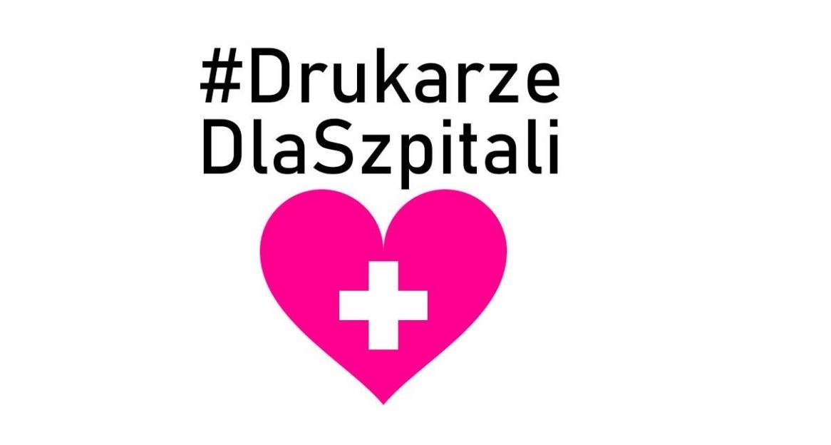 #Drukarzedlaszpitali – szczytna akcja polskich drukarzy 3D