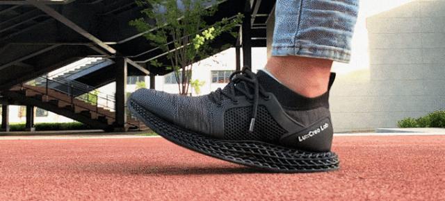 Wodoodporne buty z drukarki 3D