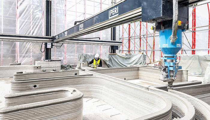 Pierwszy budynek mieszkalny wydrukowany w 3D w Niemczech